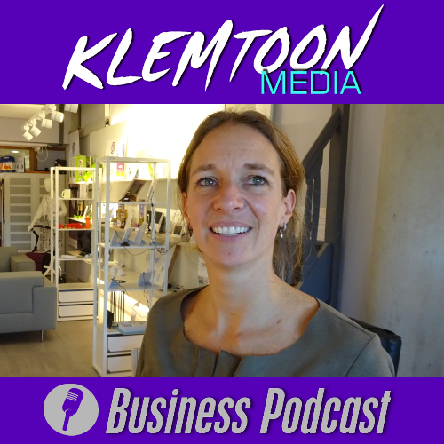 Klemtoon Media Business Podcast - Chantal van Spaendonck