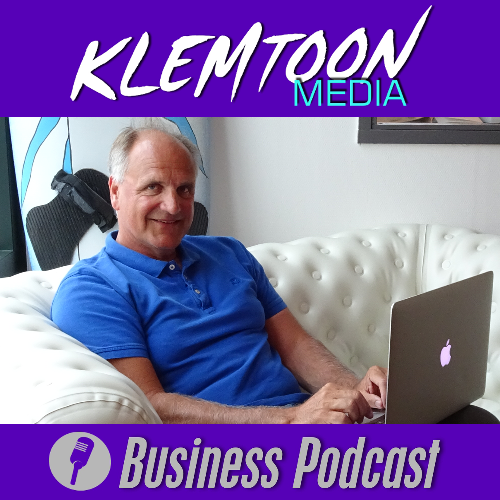 Klemtoon Media Business Podcast - Eric van Hall