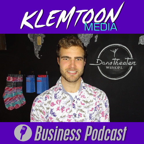 Klemtoon Media Business Podcast - Rob van de Geijn