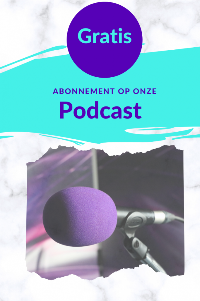 Gratis: podcast abonnement