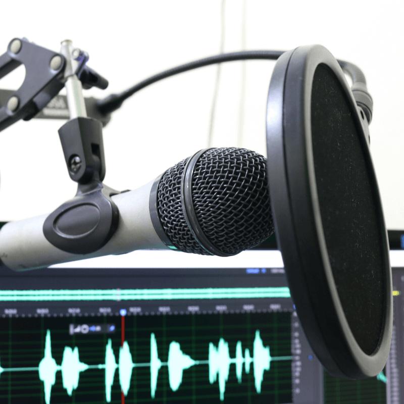 Is podcasten moeilijk?